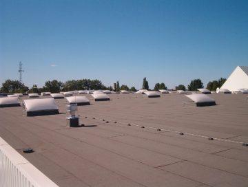 Drabiny do wyłazów dachowych 2